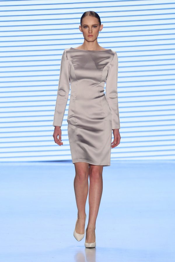 Nihan Peker: Runway – MBFWI Presented By American Express Fall/Winter 2014